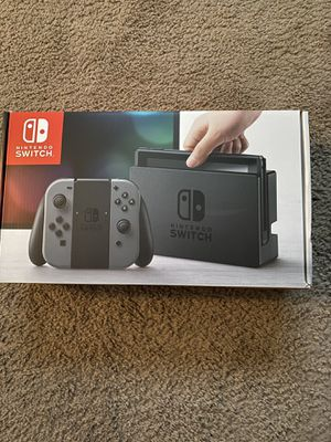 Brand new Nintendo switch for Sale in San Diego, CA