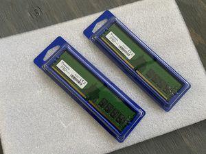 16GB DDR 4 Adata ram set for Sale in Elk Grove, CA