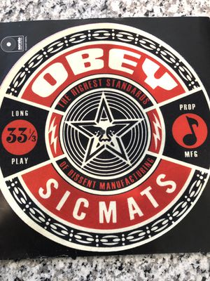 RARE Obey Sicmats!! Discontinued for Sale in Guadalupe, AZ