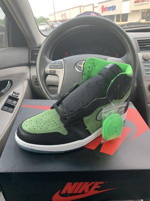 Jordan 1 Zoom green for Sale in Rock Hill, SC