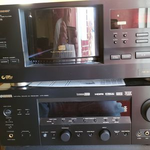 Klipsch surround sound speakers, subwoofer, Yamaha stereo receiver & equipment for Sale in Port Richey, FL