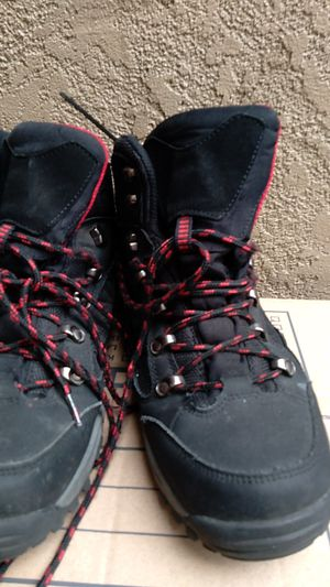 Size 11 black men's Mossimo worker never used for Sale in Newark, CA