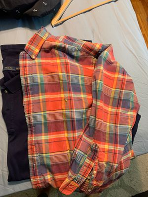 Ralph Lauren Long Sleeve Shirt for Sale in Bronxville, NY