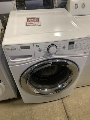 On Sale Whirlpool Washer Washing Machine Front Load 110v #1294 for Sale in Cold Spring Harbor, NY