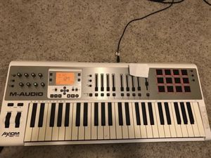 M-Audio axiom air49 for Sale in Austin, TX