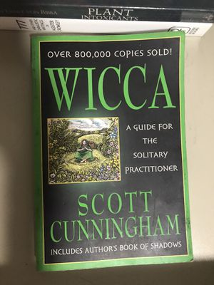 BOOK Wicca by scott cunningham for Sale in Oakland, CA