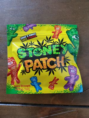 Stoney Patch Original Mylar Bags 100 pack Large Volume Available for Sale in Hidden Hills, CA