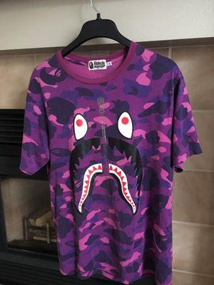 A Bathing Ape t-shirt for Sale in Lynnwood, WA