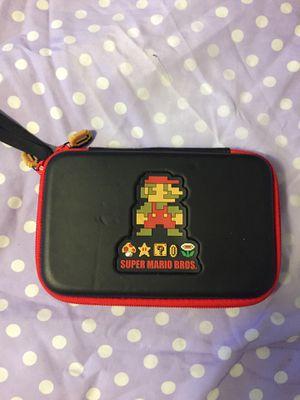 Super Mario ( Nintendo 3Ds ) System & VideoGame Case for Sale in Walpole, MA