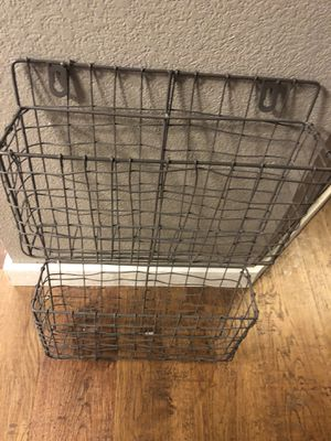 Metal magazine rack for Sale in Aurora, CO