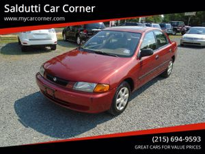 1997 Mazda Protege for Sale in Gilbertsville, PA