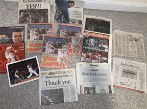 Boston Red Sox newspapers for Sale in Stoughton, MA