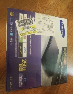 Samsung Blu Ray player - NEW! for Sale in Orange, CA