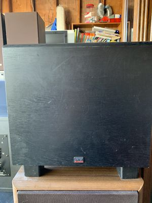 MKX audio subwoofers 10' for Sale in San Jose, CA