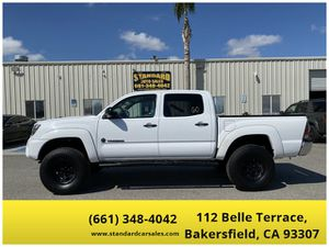 2013 Toyota Tacoma Double Cab for Sale in Bakersfield, CA