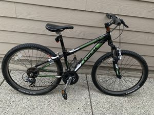 "Trek 3500 Mountain bike 13"" 26"" Hardtail Suspension Fork V-brake for Sale in Mukilteo, WA"
