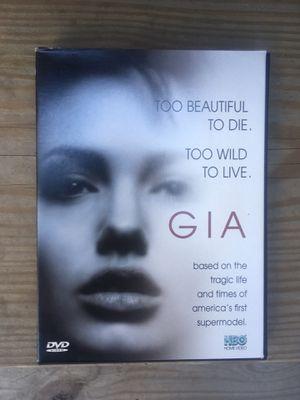Gia Starring Angelina Jolie DVD - Fullscreen - Like New for Sale in Chicago, IL