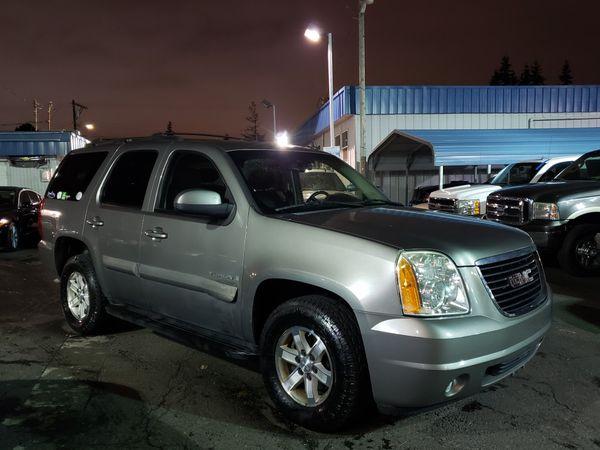 2007 GMC Yukon SLE 137K
