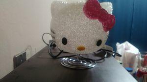 Girl's Hello kitty night light for Sale in Hayward, CA