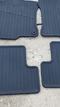 2011-14 Acura TSX Rubber Floor Mats for Sale in Melrose Park,  IL