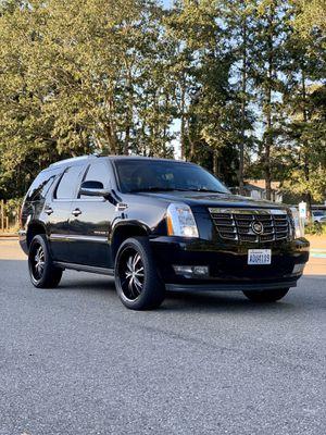 2007 Cadillac Escalade for Sale in Tacoma, WA