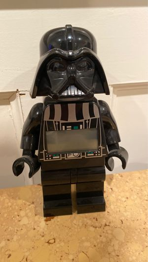 Star Wars Darth Vadar Alarm Clock (Collectors Edition) for Sale in Mission, KS