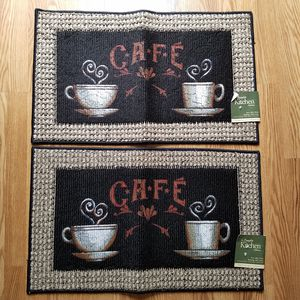 Set of Matching Coffee Kitchen Rugs for Sale in Gaithersburg, MD