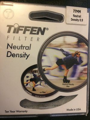 TIFFEN ND 0.9 filter 77mm for Sale in San Francisco, CA