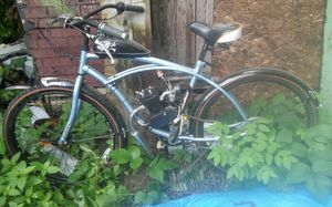 Old school classic Huffy motorized bicycle for Sale in Burlington, VT