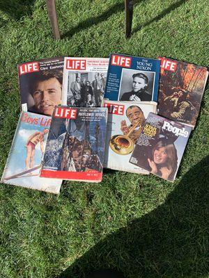 Vintage magazine bundle 2 for Sale in Stoughton, MA