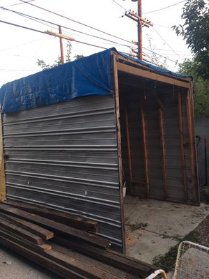 Metal Garden Shed for Sale in Los Angeles, CA