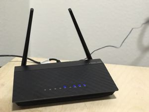 ASUS RT-AC51U Dual Band Wireless Router with USB Port (Good condition) for Sale in San Francisco, CA