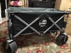 New Eurmax Sports Wagon Cart With Big Wheels for Sale in Tucson, AZ