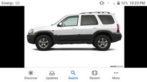 Mazda tribute sold for parts or whole truck as is sold as is for Sale in Bridgeport, CT