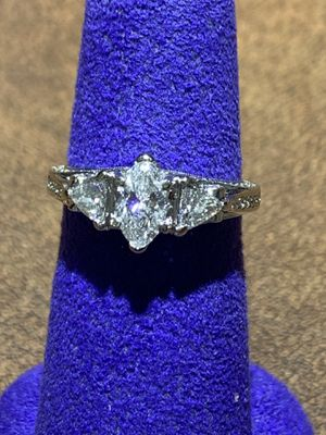 Diamond Wedding Ring w/White Gold for Sale in Denair, CA