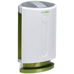 Compact Home Air Purifier HEPA Filter Allergens Cleaner Eliminator for Sale in Chicago, IL