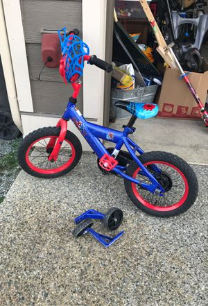 "Boys 14"" bike for Sale in Stanwood, WA"