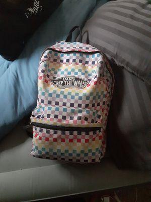 Van's backpack for Sale in Highland, CA