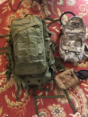 Military backpack for Sale in Annandale, VA