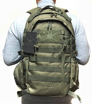 New! Tactical military style molle backpack travel work school hiking biking gym bag for Sale in Carson, CA