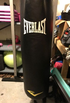 Everlast workout equipment for Sale in Homestead, FL