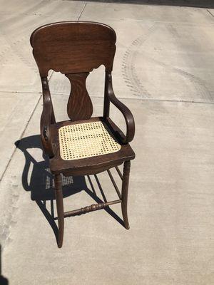 Antique high chair for Sale in Litchfield Park, AZ