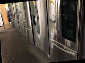 Stainless Steel Refrigerators 6 for Sale in Houston, TX