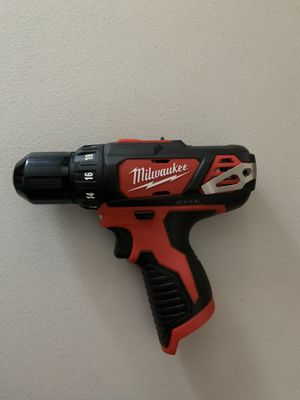 """Milwaukee 3/8"""" DRILL DRIVER M12.BRAND NEW for Sale in Los Angeles, CA"""