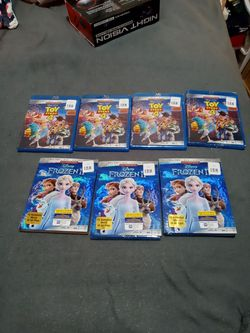Blu-ray/Dvd/Digital Copy, Disney movies for Sale in Salt Lake City,  UT