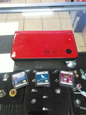 Super Mario Nintendo dsi w/games for Sale in Miami, FL