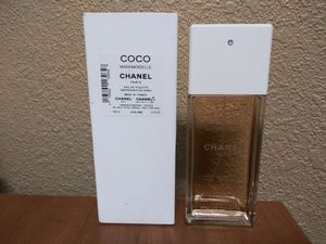 Chanel Coco Mademoiselle EDT 3.4 oz Womens Perfume New and Authentic for Sale in West Palm Beach, FL