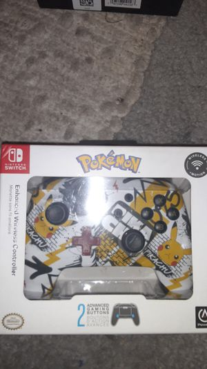 Nintendo switch pokemon remote for Sale in Sartell, MN