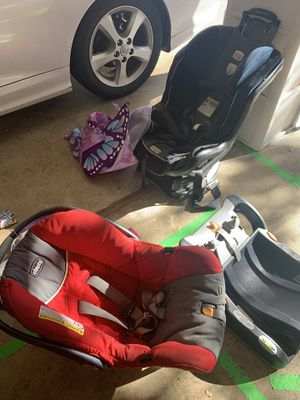 Used car seats for Sale in Gold River, CA