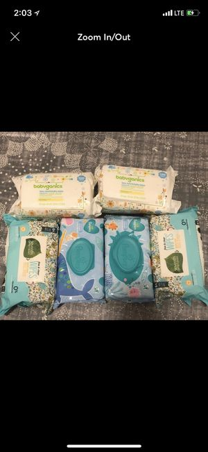 Baby wipes bundle $15 for Sale in Brooklyn, NY